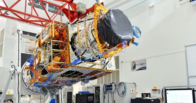 TSK'nın istihbarat uydusu Göktürk-1 uzaya fırlatılacak