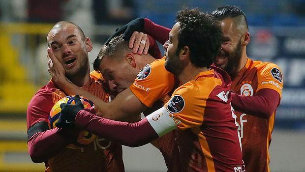 Kasımpaşa 1-2 Galatasaray / Maç özeti