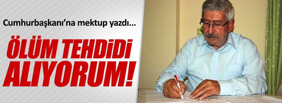 Kılıçdaroğlu'nun kardeşinden Erdoğan'a mektup