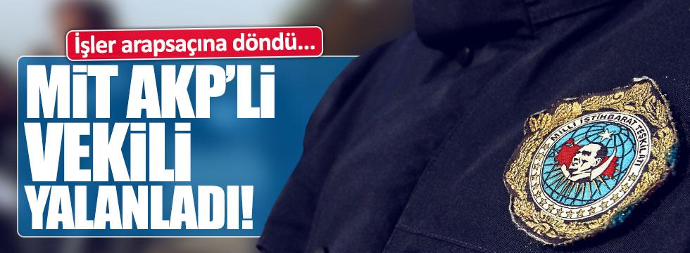 'Er' iddiasına MİT'ten yalanlama