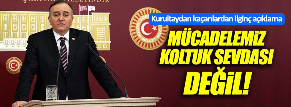 MHP'li Akçay'dan ilginç açıklama