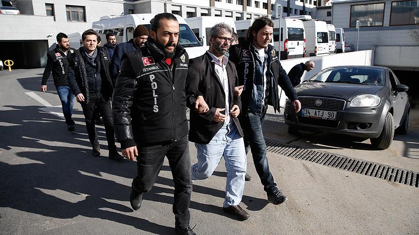 FETÖ akademisyenlerine tutuklama