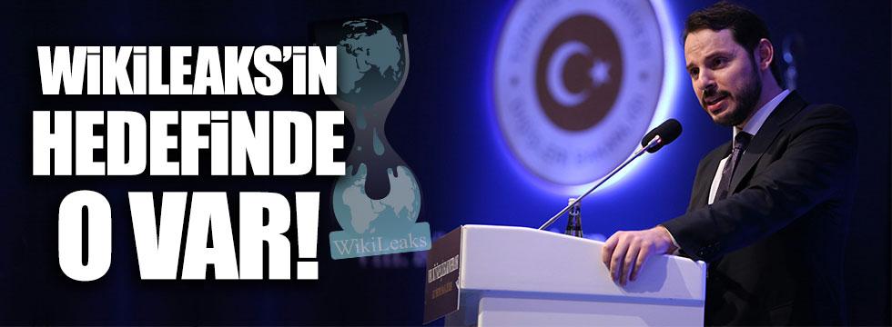 Berat Albayrak'a 'Wikileaks' şoku