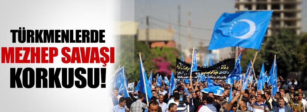 Türkmenlerde mezhep savaşı korkusu