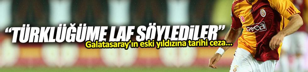 Rakip oyuncuları darp eden Barış Özbek'e tarihi ceza