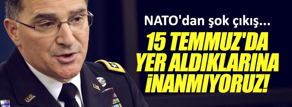 NATO, FETÖ'ye sahip çıktı