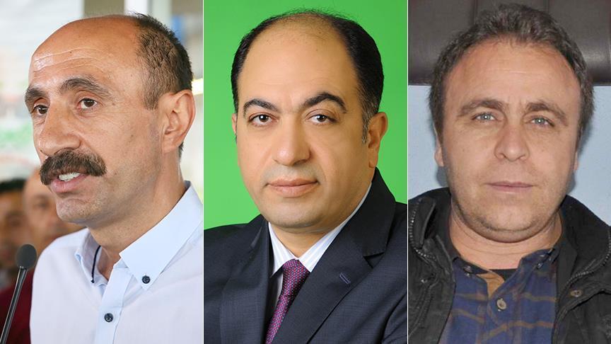 3 Belediye Başkanı açığa alındı