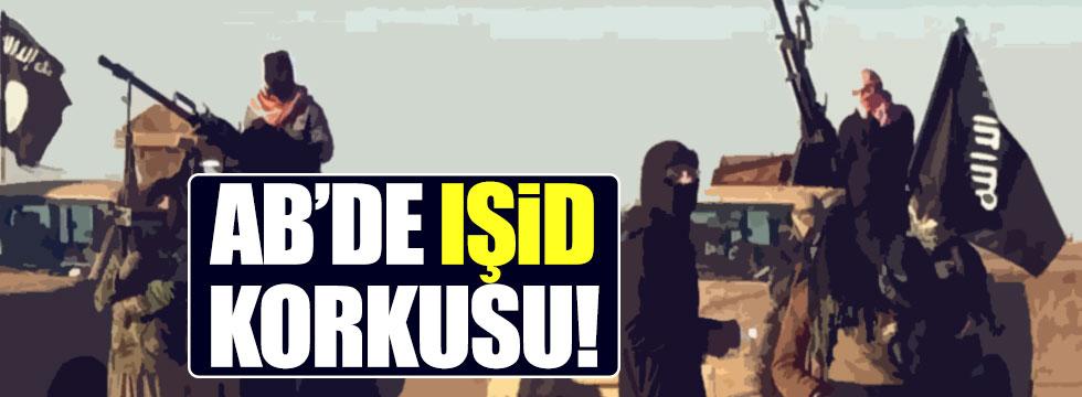 AB'de IŞİD korkusu