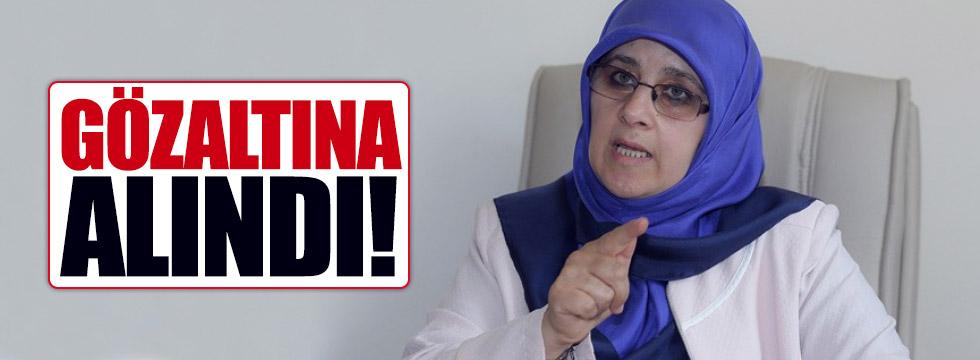 HDP'li Kaya Gözaltına alındı!
