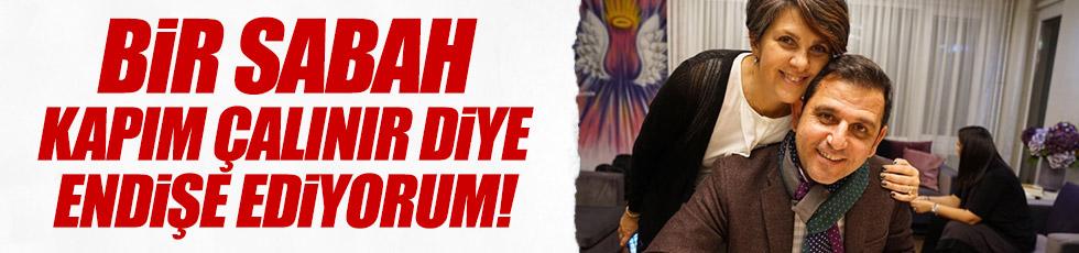 """Fatih Portakal: Bir sabah kapım çalınır diye endişe duyuyorum"""""""