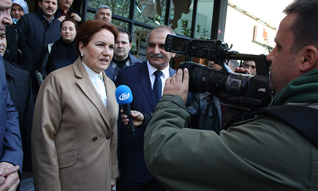 Meral Akşener Yeniçağ'da