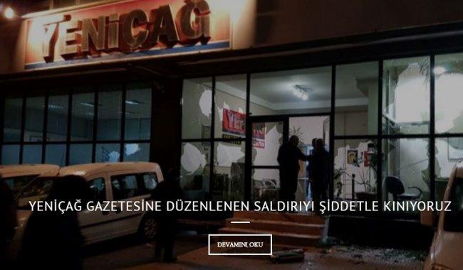 Basın Konseyi saldırıya tepki gösterdi