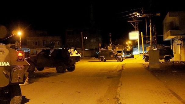 Diyarbakır'da karakola hain saldırı