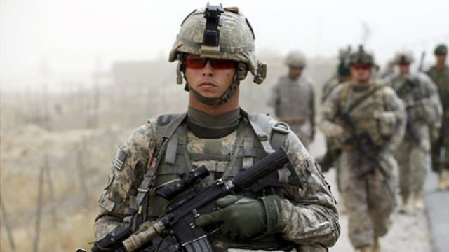 ABD'den PYD'ye 200 askerle destek
