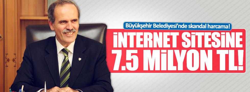 Bursa Büyükşehir Belediyesi böyle soyulmuş