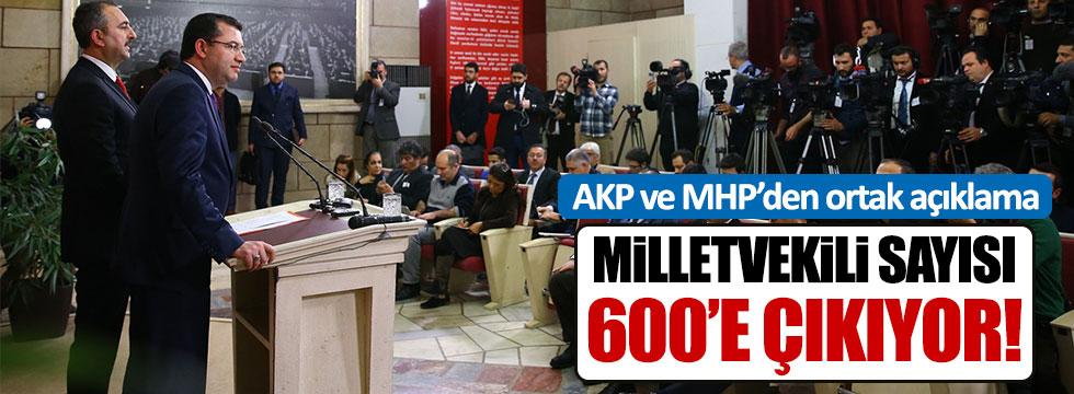 """AKP'li Gül: """"21 maddelik kamplaşmayı kaldıran bir yeni anayasa teklifi sunduk"""""""