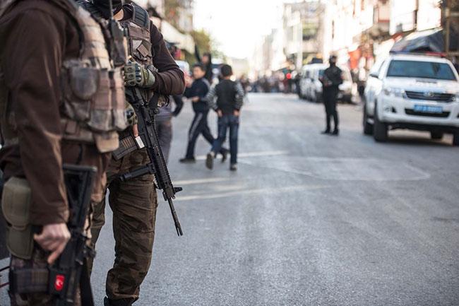 İstanbul'da IŞİD operasyonu!
