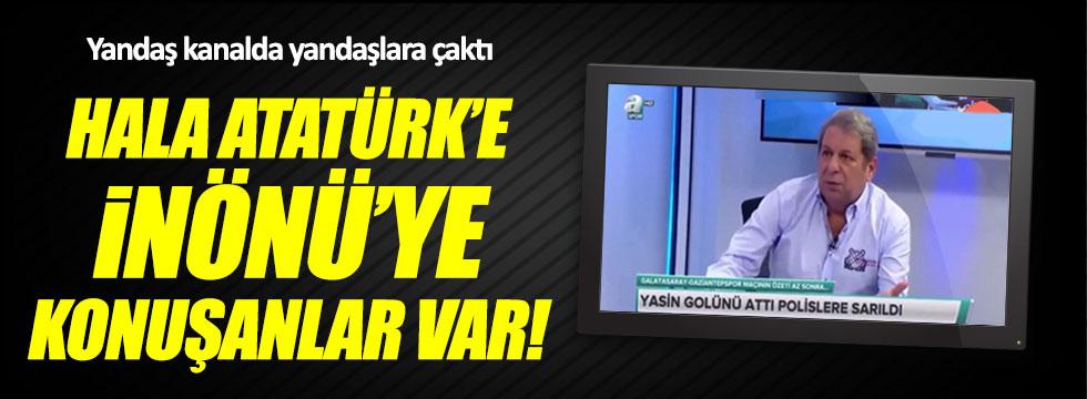 Erman Toroğlu: Anamız ağlamış hâlâ Atatürk'e konuşanlar var