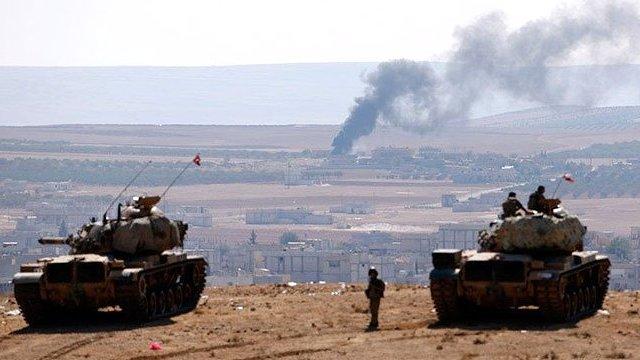 Fırat Kalkanı Operasyonu'nda 3 askerimiz yaralandı