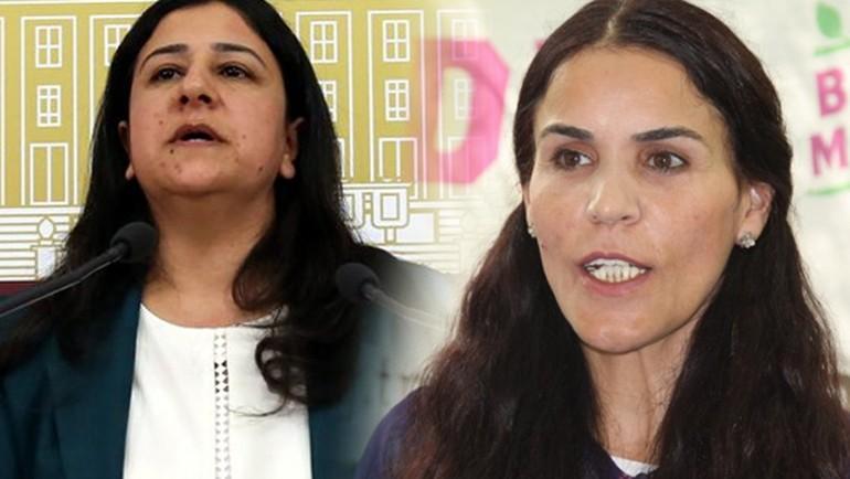HDP'li iki vekile gözaltı