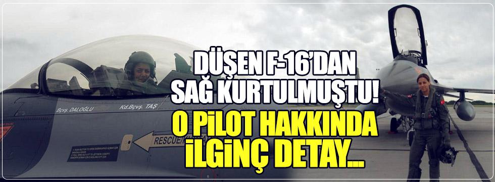 Düşen uçaktan sağ kurtulmuştu o pilot hakkında ilginç gerçek