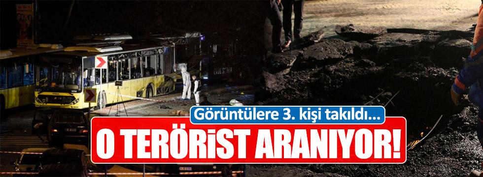 Beşiktaş saldırısın 3. terörist aranıyor