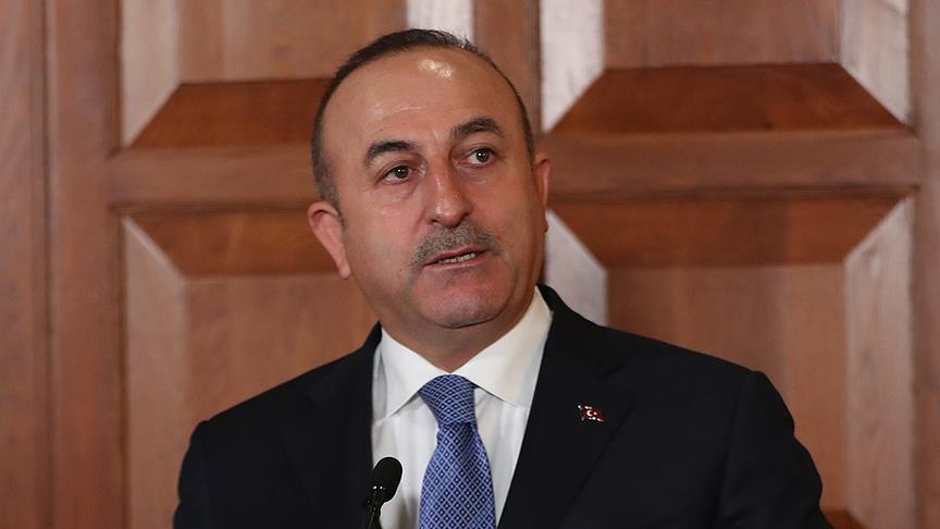 """Çavuşoğlu: """"Ateşkese engel olmaya çalışıyorlar"""""""