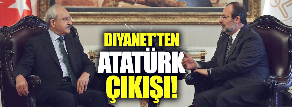 """Görmez: """"Atatürk'ün 100 yıl ileriyi gördüğüne tanık oluyoruz"""""""