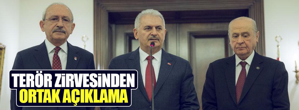 Ankara'da terör zirvesi