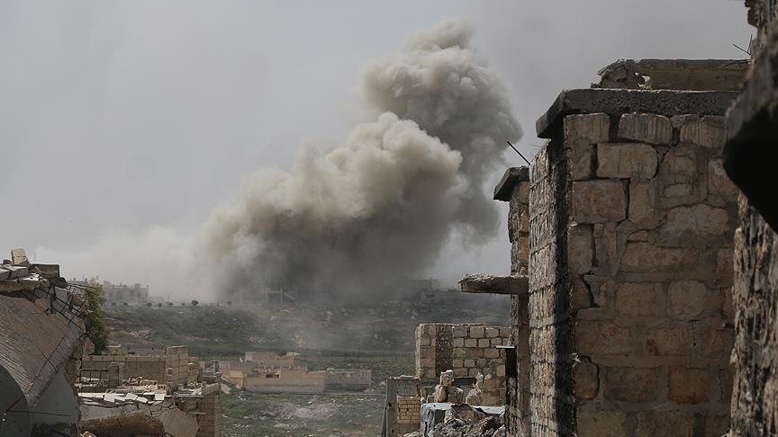 Şii milislerden Halep'e kara harekatı