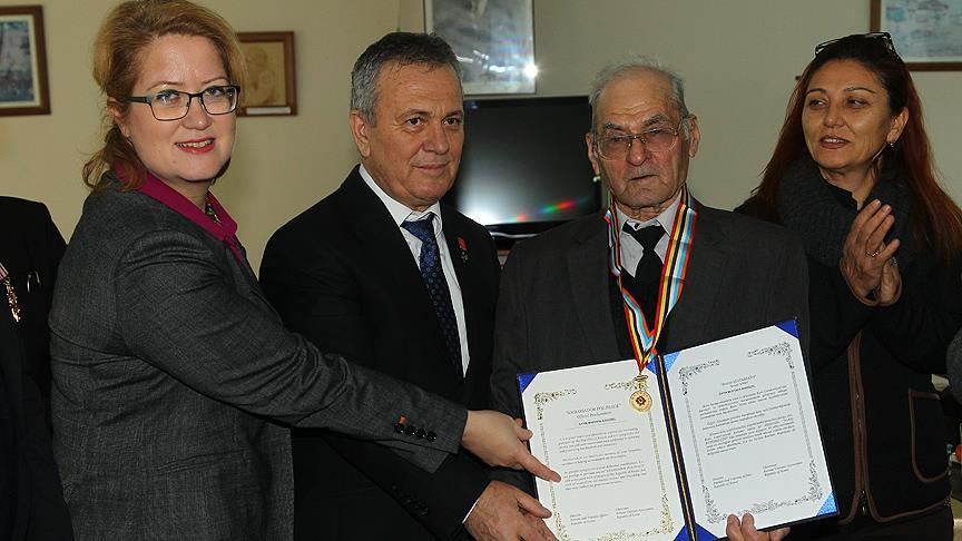 66 yıl sonra Kore'den madalya aldı