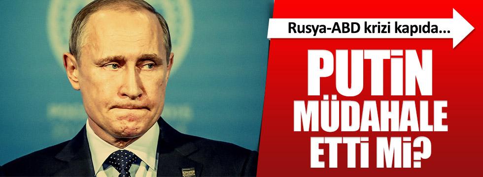 Putin ABD seçimlerine müdahale etti mi?