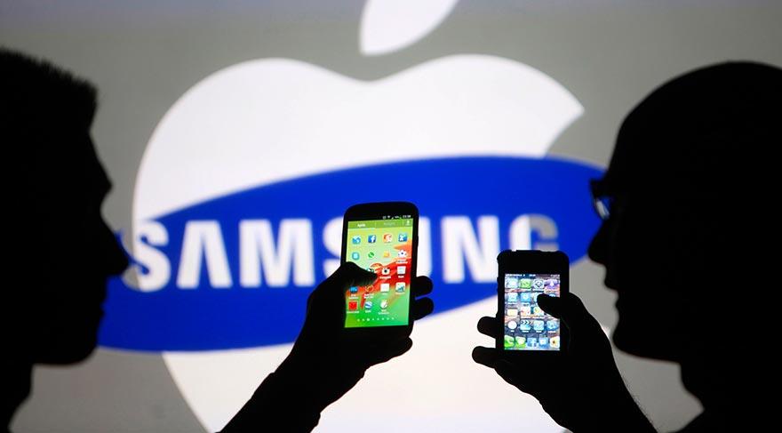 Apple'dan Samsung'u şok edecek karar