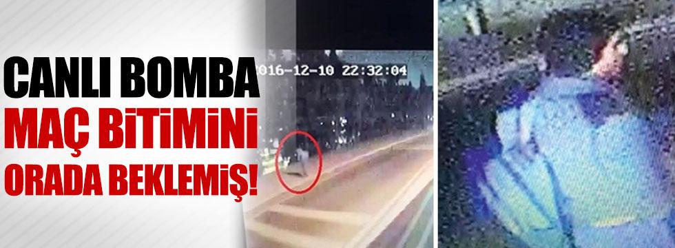 Beşiktaş bombacısı maç bitimini orada beklemiş