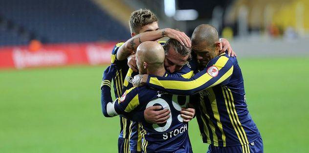 Fenerbahçe kupada moral peşinde