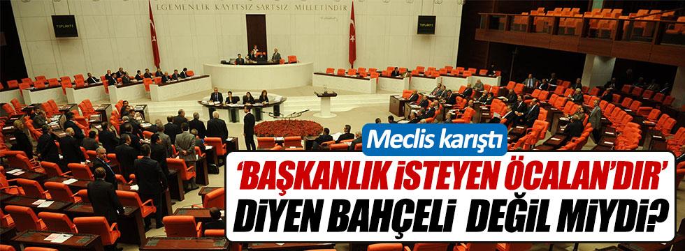 MHP ve AKP'li vekiller, CHP'li Aytun Çıray'la tartıştı