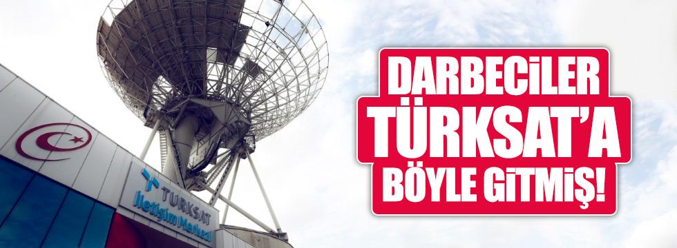 4 kişi araç kiralayarak Türksat yayınını kesmeye gitmiş