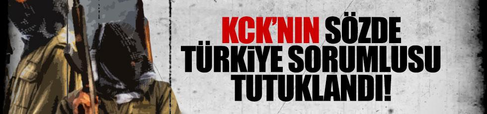 KCK'nın Türkiye sorumlusu Aktaş tutuklandı