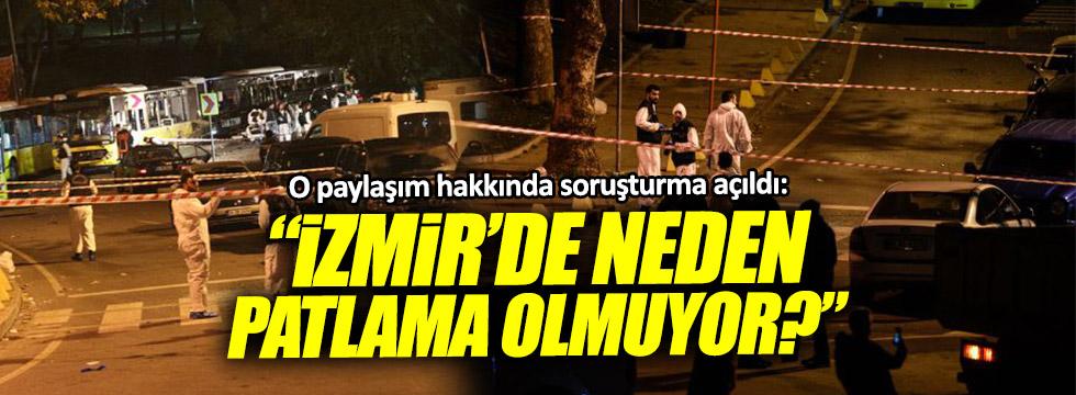 İzmir Barosu, o paylaşıma suç duyurusunda bulundu