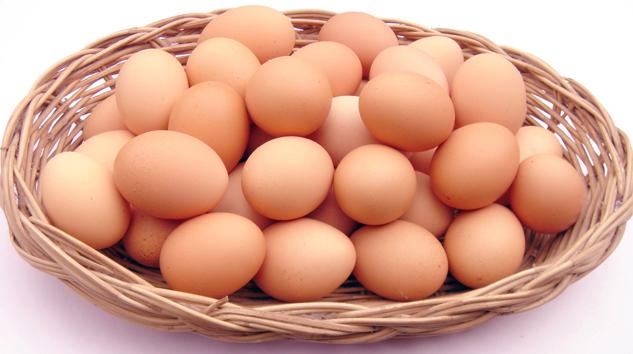 Yumurta rekora koşuyor!