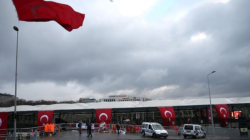 Beşiktaş saldırısını düzenleyenler belli oldu