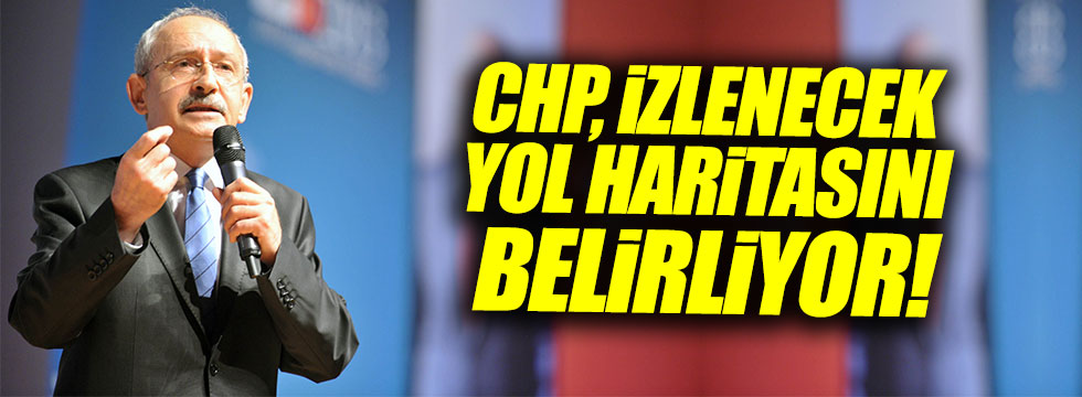 CHP'de Anayasa sıkıyönetimi