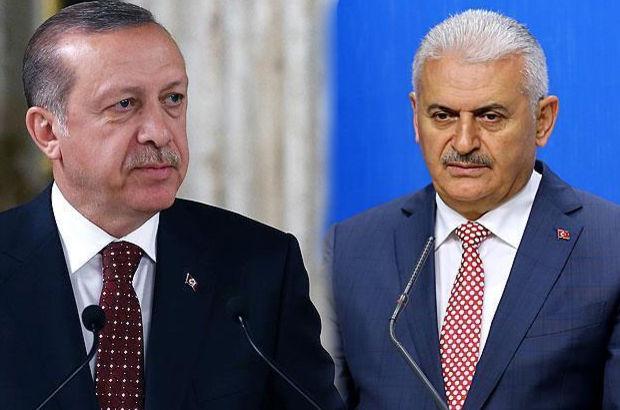Erdoğan ve Yıldırım'dan patlama telefonu