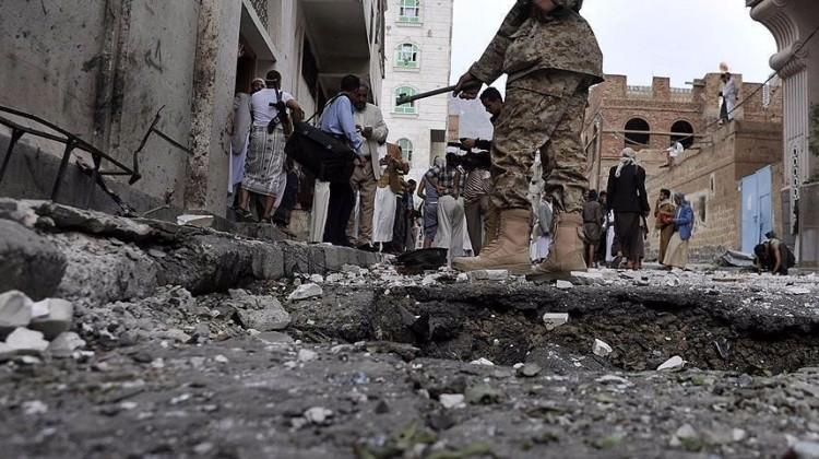 Yemen'de korkunç patlama: 43 ölü