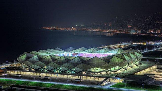 Akyazı Stadyumu bugün resmen açılacak!