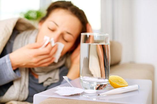 Grip olduğunuzda bu yiyeceklerden uzak durun!