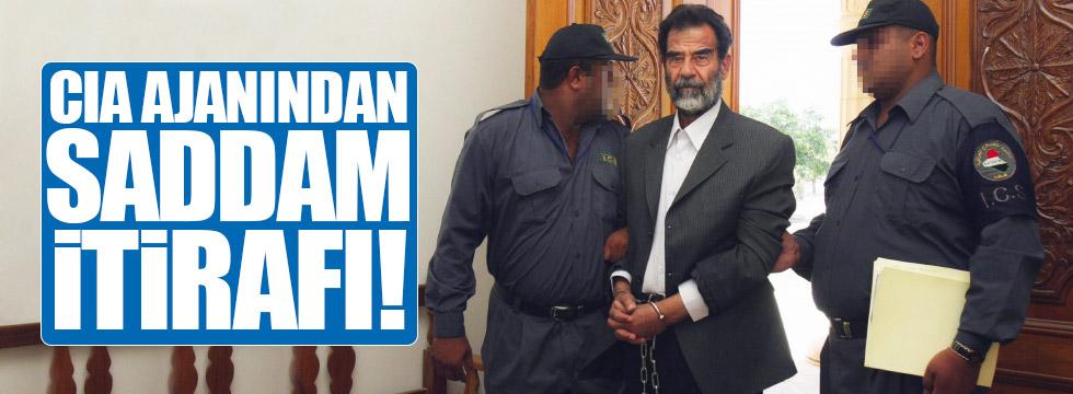 CIA ajanından Saddam itirafı