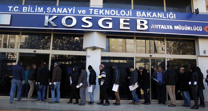 Kosgeb kredi başvuruları ne zaman başlayacak