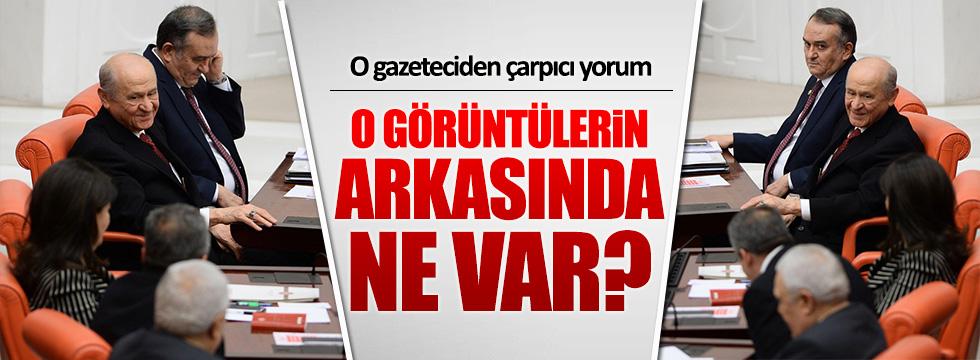 """Yıldız: Bahçeli """"Türklük Tedavisi Gören"""" Teröristbaşının """"Oğlunu"""" Kutladı!.."""