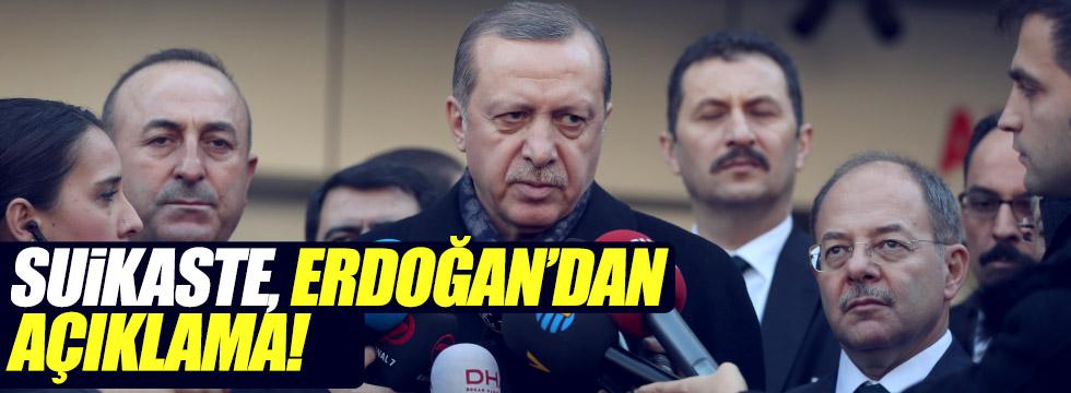 Büyükelçi suikastine Erdoğan'dan açıklama